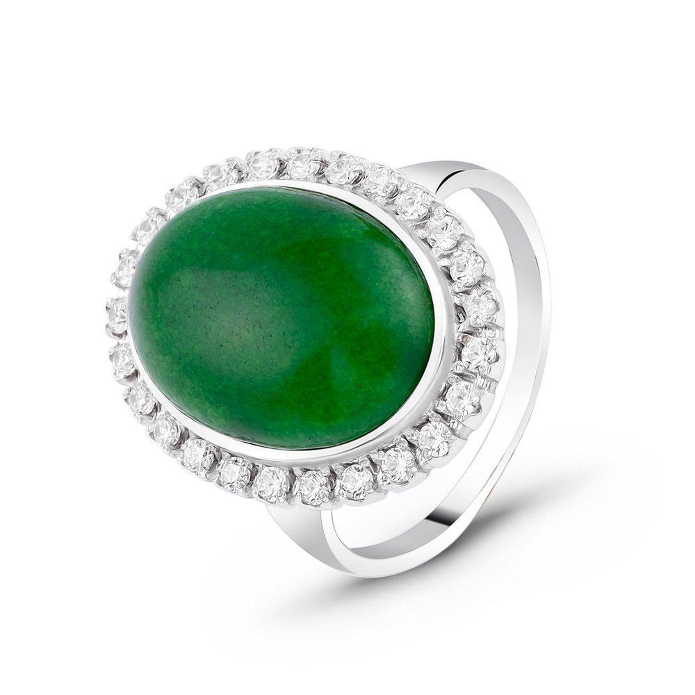 Нефрит, мельхиор 046КН, кольцо - купить по лучшей цене в Украине ...   1000x1000