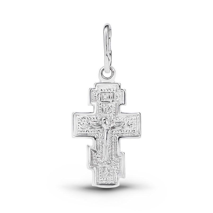 Серебряные крестики своими руками