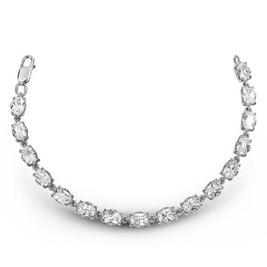 Срібний браслет з фіанітом БР014ЦБ - купити недорого d7e38e3efc4e9